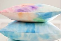 Watercolor Inspiration and Decor / by OnlineFabricStore