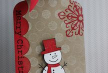 Christmas crafts / by Patricia Blevins Hartfield