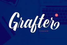 Amazing Fonts / A collection of Amazing Fonts