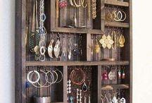 Organizzazione dei gioielli