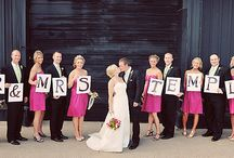 Wedding Ideas for the future Mrs.W'b! / by Kaci N.