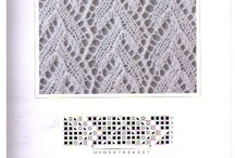 Knitting lace & edgins
