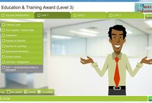 Online Education and Training Award (Level 3) / Online Training - Complete Elearning courses for accredited courses.  We can provide a range of accredited training through elearning including the Education and Training Award accredited through Edexcel.