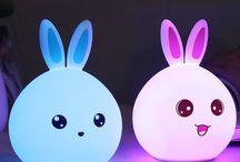 Cute DIY Lamps