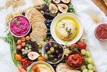 Healthy Cheese Platters