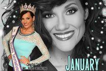 2016 Calendar / 2016 Miss Royalty International calendar!