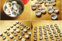 projecten week -recyclen (afval+ oude spullen)
