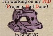 Have a chuckle / Poking lighthearted fun at us fabric junkies ....