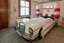 Un lit voiture pour Alice