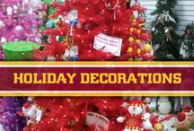 Iowa State Holiday Decorations / Iowa State Cyclone Holiday Decorations / by Iowa State Athletics