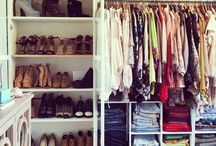 {Closets} / by JustPatience JustPatience