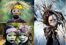 Tribal/Body Paint Theme ideas