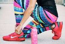 How to wear... printed leggings! / Okay... we admit. Today was BY FAR the worst day to do your outdoor exersises. Luckily we have some lovely, happy and bold printed leggings back in stock to cheer you up and put a smile on your face.  You can wear them at any occasion; while running, doing your yoga exercise, on a chill sunday afternoon or at that crazy 80's party your elder sister is throwing.  Get yours for 15 euro!