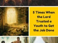 LDS Youth/ Young Men