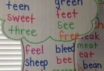English spelling and phonics