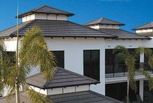 Monier Horizon - The ultimate concrete flat tile / Monier™ Horizon is the ultimate flat concrete roof tile, designed to deliver a streamlined roof that integrates seamlessly with current trends in modern Australian architecture. Available in a palette of 14 inspirational colours, Horizon roof tiles will undoubtedly enhance the look of your new home.