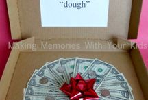Pizza Money Gift