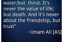 Hazrat Imam Ali(as)