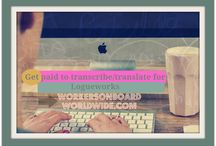 Global Work at home Jobs / This board has legitimate work at home job leads and opportunities for those who live outside the US and want to work from home