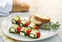 Salate / Grünes