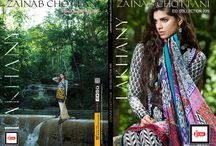 Eid Lawn collection / Zainab Chottani Eid lawn collection 2015 by LSM.