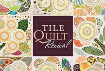 Tile quilt revival look
