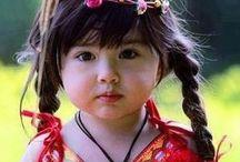 Crianças são bênçãos que Deus coloca aos nossos cuidados!