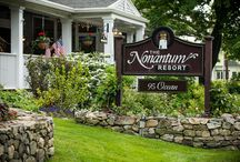 Nonantum Resort in Kennebunkport Maine / win a 2-day romantic getaway to the Nonantum Resort