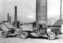 Interstate Brick Plant History