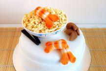 Tarta cuenco japonés / MEM Cakes & Cookies