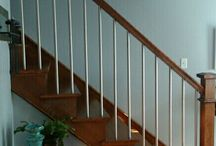 Stainless Steel Balusters by Scotia Stairs Limited