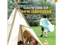 books: sewing for kids