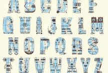 Fonts / by Kelly Rice