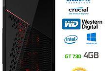Pc Assemblati Serie Multimedia / La serie di PC Assemblati Multimedia sono di livello qualitativo superiore. La componentisca è selezionata per garantire all'utente una qualità generale di alto livello con performance avanzate e un affidabilità superiore. Ideale per l'azienda che necessità di un PC di medio-alto livello o per il privato che necessita di performance sopra la norma.