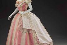 1860s women's fashion