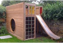 DIY playgrounds / by Playground Architecture