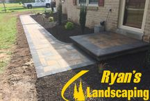 New Oxford Landscaping & Hardscaping Contractors / New Oxford landscaping & hardscaping project by Ryan's Landscaping in Adams County, PA.
