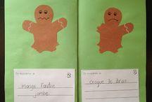 Gingerbread man / by Erin Montoya