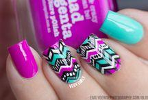 nail frenzy!!