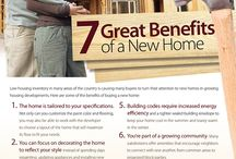 Home Owner Benefits / Why Buy A New Home? Benefits of home ownership