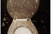 my kind of toilet all bedazzledd