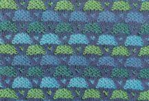 wzory wrabiane druty