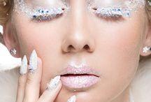 Frozen Queen Shooting / Make-up Variationen