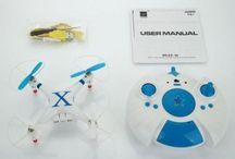 Quadcopter met camera