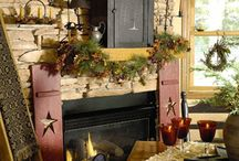 Rustic and Cozy / by Becky Bednarski