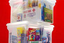 Emergency / Byt pripravená na všetko - od povodne  až po hurikán či inú náhlu udalosť
