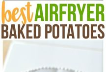 Airfrier recipes