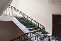 Villa E Hall & Stairs