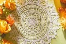Crochet ~ Thread / by Sharon Peay