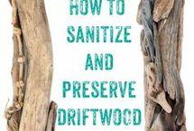 Rekved Driftwood